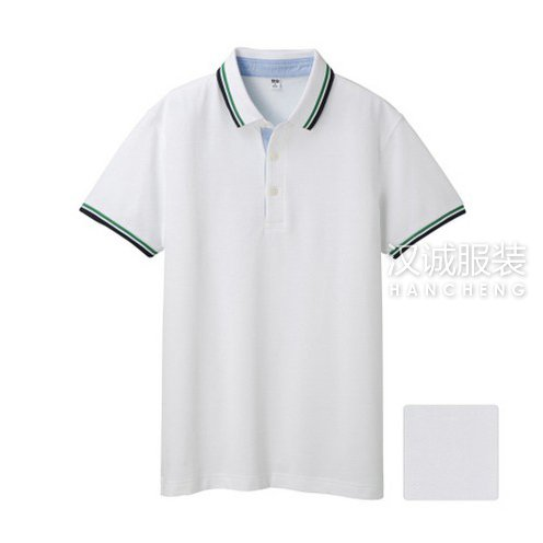 白色纯棉T恤衫