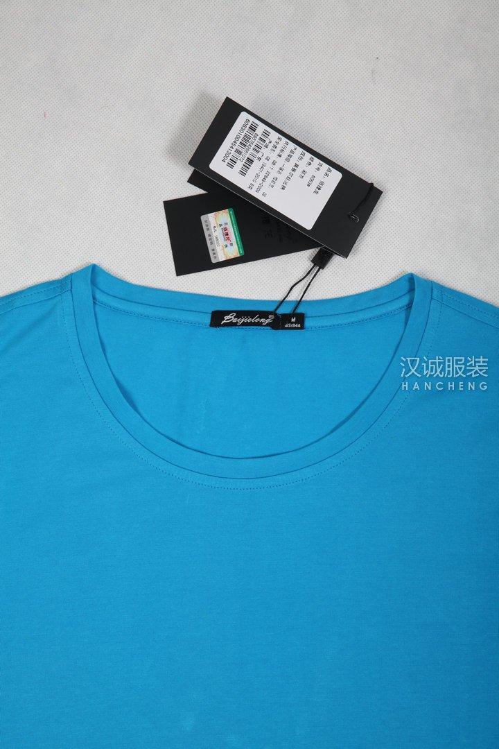 莱赛尔棉文化衫-细节1